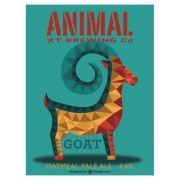 Animal Brewing Co - Goat 4.6% by XT Brewery