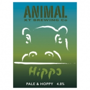 Animal Brewing Co -Hippo 4.8% by XT Brewery