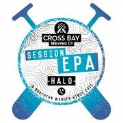 Halo 3.6% by Cross Bay Brewery