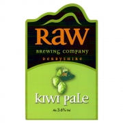 Kiwi Pale 3.6% by Raw Brewery