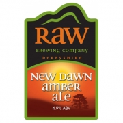 New Dawn 4.9% by Raw Brewery