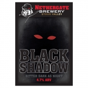 Black Shadow 4.7% by Nethergate Brewery