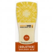 Solstice Gold 4.2% by Brightside