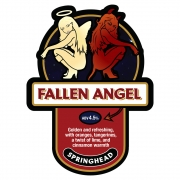 Fallen Angel 4.5% by Springhead Brewery
