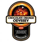 Chocolate Orange Odyssey 4.5% by Springhead Brewery