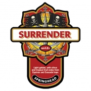 Surrender 4.8% by Springhead Brewery