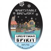 Christmas Spirit 4.6% by Whitstable Brewery