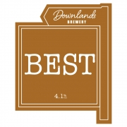 Best 4.1% by Downlands Brewery