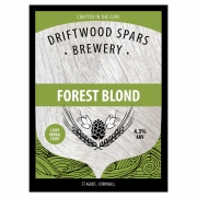 Forest Blond 4.3% by Driftwood Spars