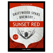 Sunset Red 4.2% by Driftwood Spars
