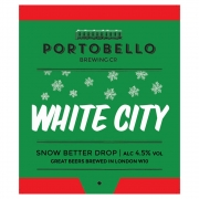 White City 4.5% by Portobello