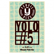 YOLO#5 4.2% by Yeovil Ales