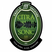 Citra-Sonic 4.4% by Triple FFF