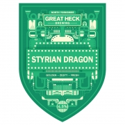 Styrian Dragon 4.5% by Great Heck Brewing