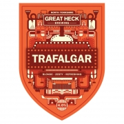 Trafalgar 4.0% by Great Heck Brewing