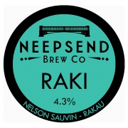 Raki 4.3% by Neepsend