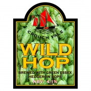 Wild Hop 4.1% by Crouch Vale