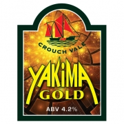 Yakima Gold 4.2% by Crouch Vale