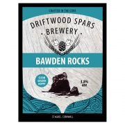 Bawden Rocks 3.8% by Driftwood Spars
