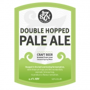 Double Hopped Pale 4.2% by Severn Brewing