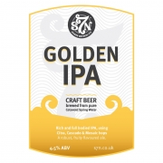 Golden IPA 4.5% by Severn Brewing