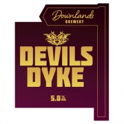 Devils Dyke 5.0% by Downlands Brewery