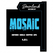Mosaic 4.8% by Downlands Brewery