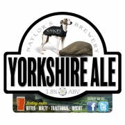 Yorkshire Ale 3.9% by Naylors