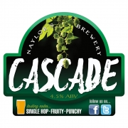 Cascade 4.5% by Naylors