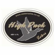 High Duck 4.1% by Slaters Brewery