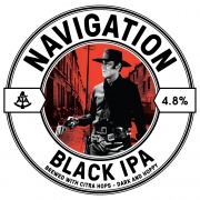 Black IPA 4.8% by Navigation Brewery