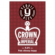Crown Imperial 4.2% by Yeovil Ales