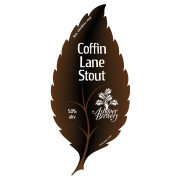 Coffin Lane Stout 5.0% by Ashover Brewery