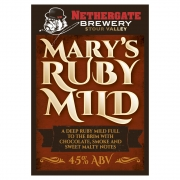 Mary's Ruby Mild 4.0% by Nethergate Brewery