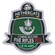 Five Rifles Red 4.1% by Nethergate Brewery