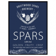 Spars 3.8% by Driftwood Spars