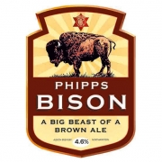 Bison 4.6% by Phipps Brewery