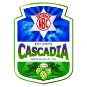 Cascadia 5.0% by Phipps Brewery