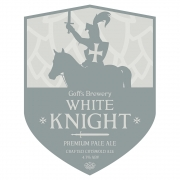 White Knight 4.7% by Goffs