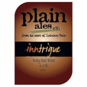 Inntrigue 4.2% by Plain Ales