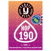 Hop 190 4.2% by Yeovil Ales