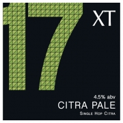 XT17 4.5% by XT Brewery