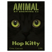 Hop Kitty 3.9% by XT Brewery