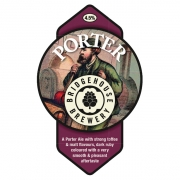 Porter 4.5% by Bridgehouse