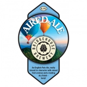 Aired Ale 4.1% by Bridgehouse