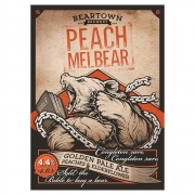 Peach Melbear 4.4% by Beartown