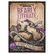 Bearly Literate 4.5% by Beartown