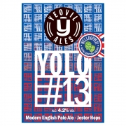 YOLO#13 4.2% by Yeovil Ales