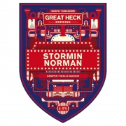 Stormin Norman 6.5% by Great Heck Brewing