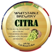 Citra 4.4% by Whitstable Brewery